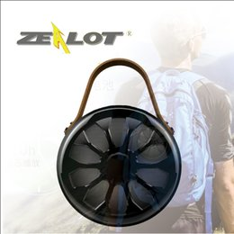 Bluetooth speaker s11 online shopping - ZEALOT Wireless Outdoor Waterproof Bluetooth Speaker S11 portable Flashlight Altavoces Altoparlante TFCard Audio Cable mAhBattery HI FI
