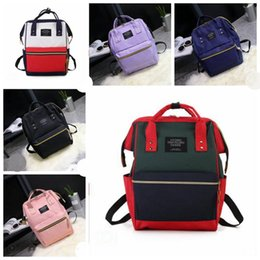 Kids Backpacks Children Shool Backpack Students Girls Canvas Double  Shoulder Bag Teenager Travel Storage Bag Designer Accessories YL630 eba6639e0f41c