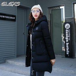 $enCountryForm.capitalKeyWord Australia - ELEXS 2017 Wadded Jacket Female Women Winter Jacket Down Cotton Coat Slim Parkas Womens Jackets 76827