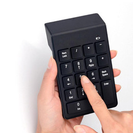 $enCountryForm.capitalKeyWord Australia - EastVita 2.4GHz Wterproof Wireless USB Numeric Keypad Numpad Number 18 Keys Pad r30