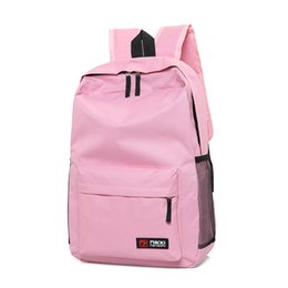 b3f27f2c71a6 Canvas Backpack Women Children Schoolbag Bags Leisure Korean Ladies  Knapsack Laptop Travel Bags For School Teenage Girls