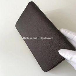 Best Brand leather purses online shopping - Hot sale discount best price wallets phone case purse card holders women men brand designer original box