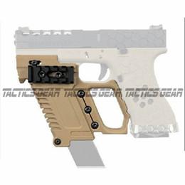 Журнал Nylon fibre Tactical Stock Adapter Edition для G17 G18 G19 Grip