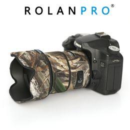 $enCountryForm.capitalKeyWord Canada - ROLANPRO Lens Cover Camouflage Rain Cover for Siama 50mm F1.4 DG ART Lens Protective Sleeve Guns Protection Case Clothing DSLR