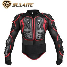 Racing Gears Australia - Back Support Motorcycle Riding Armor Jacket chest protect Motocross Off Road Enduro ATV Racing Body Protective Gear Protector Set