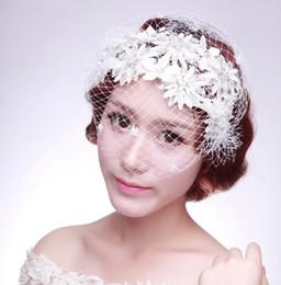 $enCountryForm.capitalKeyWord NZ - Bride handmade lace fringes head ornaments, Korean style tassels, wedding headwear, wedding dress gowns