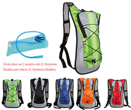 Back Pack Outdoor Canada - Outdoor sports Water Bag Water back Pack 5L Bladder Hump Backpack TPU Pouch Hydration System Hiking Climbing Cycling Bike Bicycle Backpack
