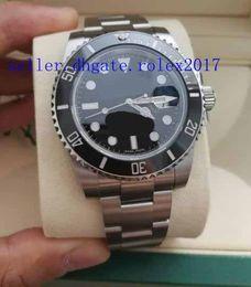 $enCountryForm.capitalKeyWord NZ - Mens High Quality Luxury Mens Basel World 116610 Automatic-Luminous Ceramic Dial Strap Asia 2813 swim Watches Wristwatches