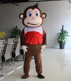 $enCountryForm.capitalKeyWord Canada - Monkey Mascot Costumes Animated theme Little monkey Animal Cospaly Cartoon mascot Character adult Halloween Carnival party Costume