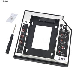 "$enCountryForm.capitalKeyWord UK - kebidu 1PC Aluminum SATA-bit 2.5 2nd 12.7mm Ssd Hd SATA Hard Disk Drive HDD Caddy Adapter Bay FOR 2.5"" SATA hard drive CD-ROM"