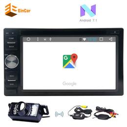 $enCountryForm.capitalKeyWord Australia - Wireless Camera+Eincar Android 7.1 Car Stereo 6.2'' Double din GPS Navigation Autoradio Octa-core car DVD Video 1080P Player Bluetooth FM AM