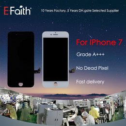 Touch digiTizer glass screen assembly online shopping - For iphone Tianma Glass Grade A LCD Display Touch Digitizer Assembly Good Repair Replacements With FreeDH L Shipping