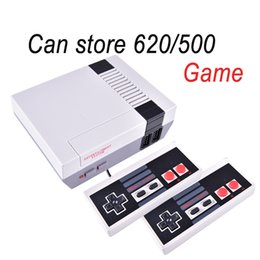 arcade video games consoles 2019 - New Arrival Mini TV can store 620 Game Console Video Handheld for NES with retail boxs OTH733 cheap arcade video games c