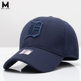 4a5b1327 High Quality Baseball Cap Men Snapback Hats Caps Men Flexfit Fitted Closed  Full Cap Women Gorras Bone Male Trucker Hat Casquette