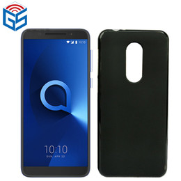 Wholesale alcatel for sale - Group buy For Alcatel D X A Matte Pudding Soft Gel TPU Back Protective Casse Cover