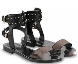 41 Sandales Femme Distributeurs Gros Taille En Plates Ligne yN0wv8mnO