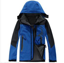 Chinese  2018 Autumn Brand Waterproof Soft Shell Tactical Jacket Outdoor Hunting Sports Army SWAT Military Training Windproof Outerwear Coat Clothing manufacturers