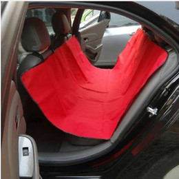 pet travels NZ - Pet Seat Cover Oxford Dog Pets Car Seat Cover Travel Hammock Seat Protection Blanket Waterproof Washable Dogs Outdoor Supplies