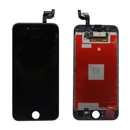 $enCountryForm.capitalKeyWord Canada - For iPhone 6S 4.7 Inch LCD Display Touch Screen Digitizer Assembly Panels Replacement Part Grade A Black White Color