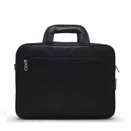 Pink notebook laPtoPs online shopping - 2018 Briefcase Men laptop Oxford Big And Small Handbags Men s bag Large Capacity Waterproof Notebook Bag High Quality