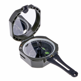 Compass Scale NZ - High Precision Magnetic Pocket Transit Geological Compass  w 0-360 Degree Scale Outdoor Gadgets