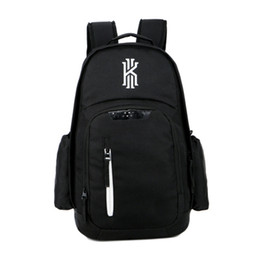 Chinese  Kyrie Irving Edition Waterproof Large Sports Bag Leisure Fitness Shoes Bag Men Women Basketball Backpack Student School Bag manufacturers