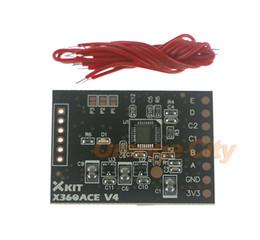 Venta al por mayor de X360 ACE V4 Más rápido Más estable Para X360ACE V4 con 150MHz Con cable delgado