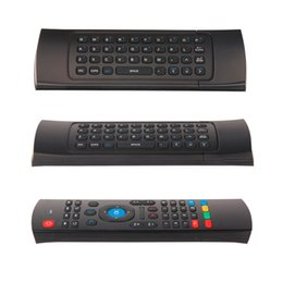China New 2.4G Wireless Remote Control Keyboard Mouse with USB Receiver For Android TV Box Smart TV supplier android smart tv receiver suppliers