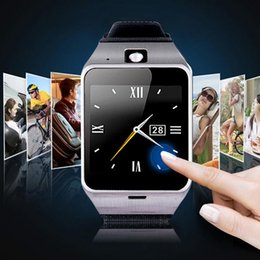 $enCountryForm.capitalKeyWord NZ - GV18 NFC Plus Bluetooth Smart Watch Aplus Smartwatch Wearable Wristwatch Call Reminder Remote Camera For iPhone Samsung Smartphone DZ09