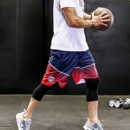 Pantaloncini da basket da uomo di design sportivo da basket 6338a7ae8a43