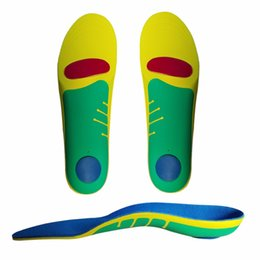 aa6b96dc0d Flat Footed Shoes UK - Orthotic Insoles for Flat Relieve Feet Full Length  Fight Against Toe