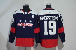 2019 Men s TJ Oshie NHL Hockey Jerseys Nicklas Backstrom Winter Classic  Custom ice hockey Authentic jersey All Stitched 2018 factory 5xl becf9f720