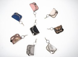 Wholesale 2018ss Fashion phone catena mano moneta sacchetto di alta qualità factory outlet materiale pvc mini st tide personalità borsa high-top mini catena chiave borsa