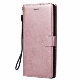 Discount xperia ultra - Wallet Case For Sony Xperia XA Ultra Flip Cover Pure Color PU Leather Mobile Phone Bags Coque Fundas For Sony C6