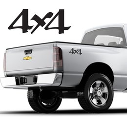 $enCountryForm.capitalKeyWord Australia - For (2Pcs)4x4 Truck Bed Decals, custom stickers fits Chevy, GMC, Ford, , RAM etc.