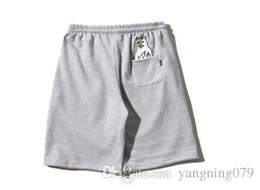 Couple boxers online shopping - mark loose men and women sports shorts  pants couple beach pants 16ff43281