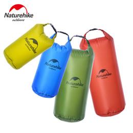 $enCountryForm.capitalKeyWord Canada - Naturehike Outdoor Men's Travel Storage Bags 40D Nylon Ultralight Waterproof Compression Dry Bag Swimming Rafting Bags 20L 30L