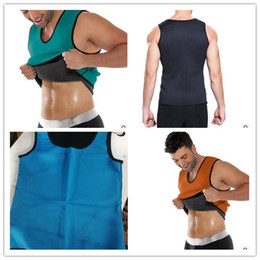 ef99d3d2c0 mens body shapers vest Hot Shapers Men s Compression Slimming Shirt Redu Shaper  Vest Waist Trainer T Shirt Hot Body Shaper