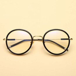 6a8dd8732d4 ZICK BRAND Fashion Eyeglasses Frames Big Prescription Glass Frame Women Round  Glasses Frame