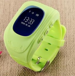 $enCountryForm.capitalKeyWord NZ - Q50 Children Smart Watch Kids Wrist Watch with Anti-lost GPS Tracker SOS Call Location Finder Pedometer Functions Parent By Smartphones