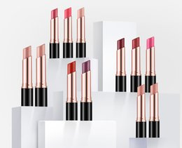 Mixing Red Purple Lipstick Australia - NEW ARRIVAL O.TWO.O BRAND LIPSTICK 12 COLORS TO CHOOSE WATERPROOF MOISTURIZER NATURAL FREE SHIPPING
