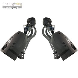 moving beam 5r NZ - 2Pcs Lot Zita Lighting 200W 5R Scanner Roller Beam Lights Rotate Stage Scan Beam Lighting Barrel Mirrored Moving RGBW DJ Infinitely Effect