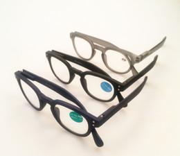 e904ef6566 2018 Moda Gafas de Lectura Con Estuche Oval Estilo Hombres Mujeres Power +  1.0-4.00 Gafas Gafas Lunettes De Conferencia Envío Gratis