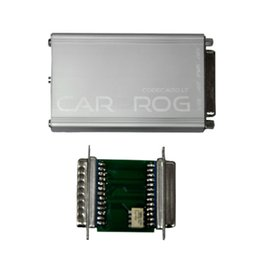 Programmer adaPter free shiPPing online shopping - New Carprog V10 Full version with All item Adapters CARPROG V7 ECU Chip Tunning for Multi languages