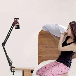 $enCountryForm.capitalKeyWord NZ - Tablet Holder Adjustable Long Arm Gooseneck Lazy Stand Bracket for Live Stream, Desk Fits 4.5-10.1 Inch Cell Phone and Tablet
