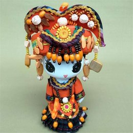 Chinese  Cartoon doll Home Furnishing national jewelry, shop decoration, creative design, cartoon gift manufacturers