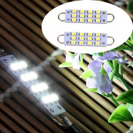 Rigid loop light bulb online shopping - 2pcs mm SMD Rigid Loop White Festoon quot LED Light Bulbs