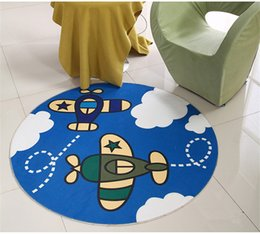 $enCountryForm.capitalKeyWord NZ - Living Room Floor Mat Door-to-door Mats Cartoon Circular Carpet Study Room Computer Cushion Bedroom Bedside Carpet Foot Pad Rugs For Kitchen