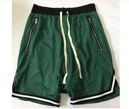 $enCountryForm.capitalKeyWord NZ - Summer Relaxed Streetwear Hip hop Dance Clothes Stage Cothing for Men Short Mens Stretch Short sweat Jogger shorts