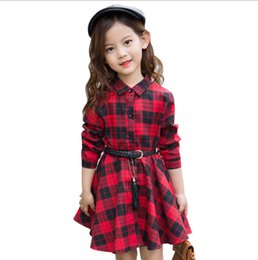 Girls' Clothing United 2019 New Arrival 12-20 Years Old 5 Colors Sleeveless Teenage Dress With Dots Teenage Girls Clothing Big Size Casual Girls Dress